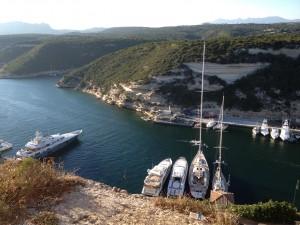 Going Yachting Bonifacio