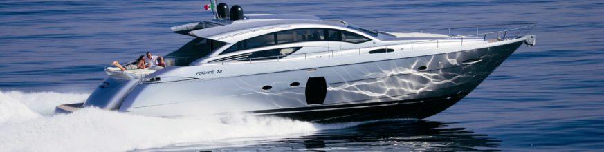 Going Yachting Pershing
